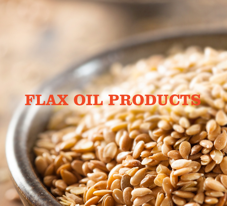 flax-oil-products